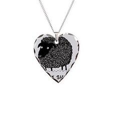 blacksheeptile Necklace
