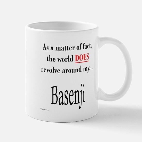 Basenji World Mug