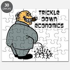 Trickle Puzzle