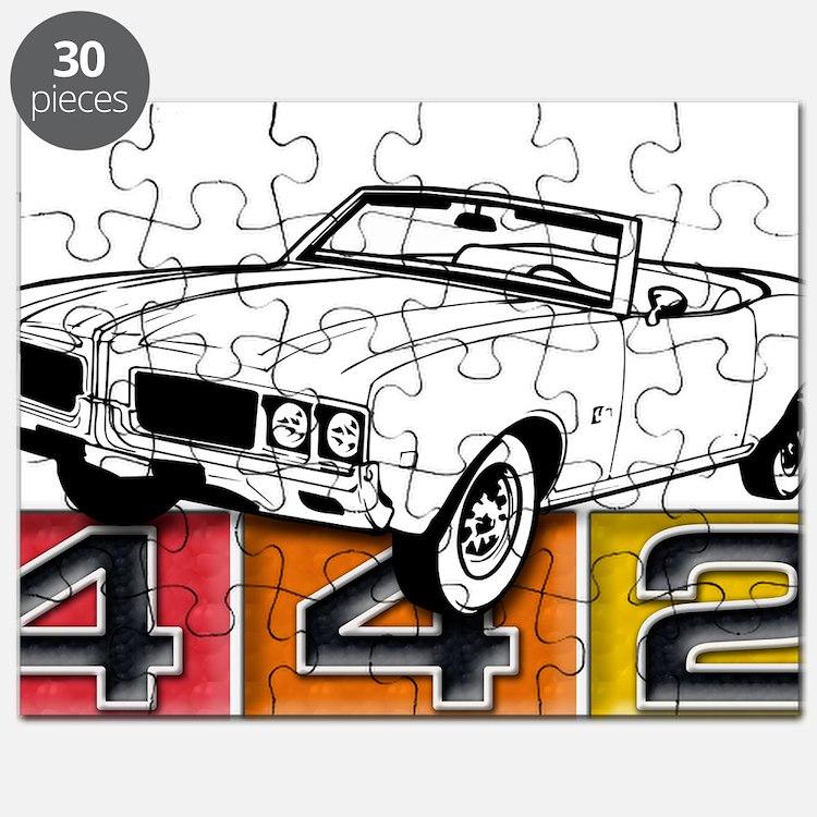 autonaut-olds-442-001 Puzzle