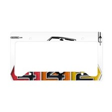 autonaut-olds-442-001 License Plate Holder