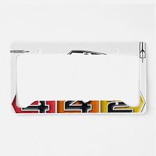 autonaut-olds-442-001 License Plate Holder