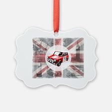 616 Union Jack Mini Montage for C Ornament