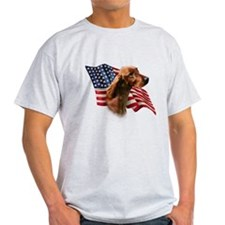 Irish Setter Flag T-Shirt