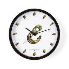 Phyllis Initial E Wall Clock