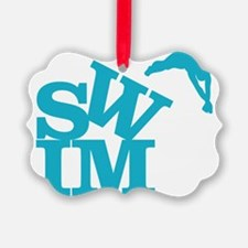 iSWIM4 Ornament