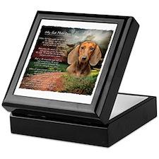 godmadedogs2 Keepsake Box