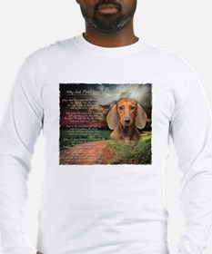 godmadedogs2 Long Sleeve T-Shirt