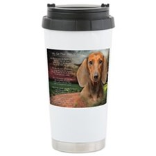godmadedogs(laptop) Travel Coffee Mug