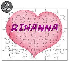 RIHANNA01 Puzzle