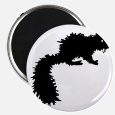 Fanged Squirrel Magnet