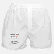 Beauceron World Boxer Shorts