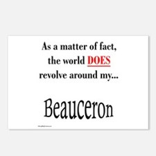 Beauceron World Postcards (Package of 8)