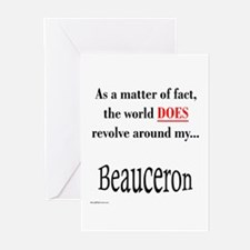 Beauceron World Greeting Cards (Pk of 10)