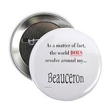Beauceron World Button