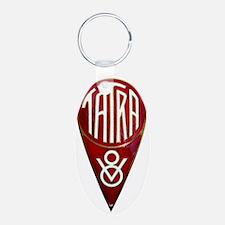 tatra-v8-001 Keychains