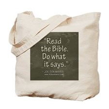 Jody quote-iPad sleeve Tote Bag