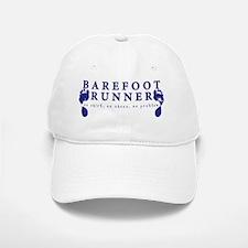 barefoot_runner Baseball Baseball Cap