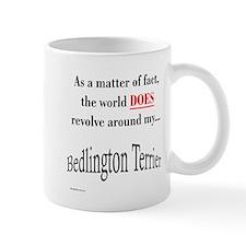 Bedlington Terrier World Mug