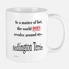 Bedlington Terrier World Mug