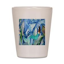 Dolphin  Mermaid Shot Glass