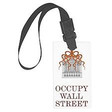 FIN-occupy-wall-street-CROP Luggage Tag