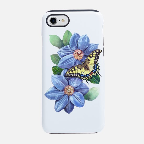 Watercolor Butterfly iPhone 7 Tough Case