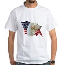 Yellow Lab Flag Shirt