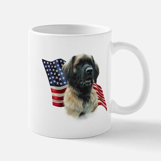 Leonberger Flag Mug