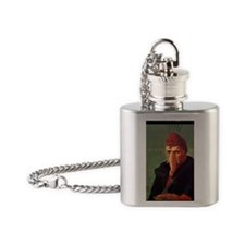 THYPE - 1981 with border Flask Necklace