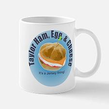 TH blue Mug