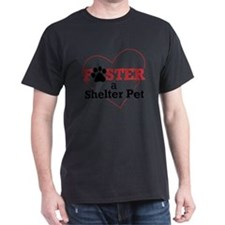Foster a Shelter Pet T-Shirt