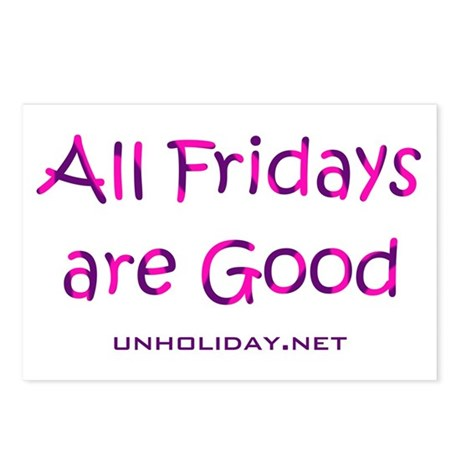 All Good Friday Postcards (Package of 8)