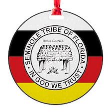 TribalSeal300dpi Ornament
