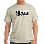 Reliable Ash Grey T-Shirt