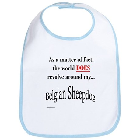 Belgian Sheepdog World Bib