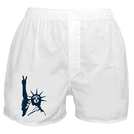 peace_liberty Boxer Shorts