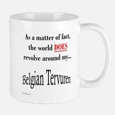 Belgian Tervuren World Mug