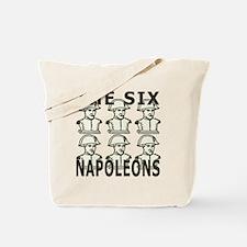 SixNapoleons_smalls Tote Bag