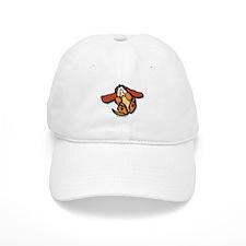 Hound Dog Tired Baseball Cap