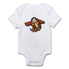 Hound Dog Tired Infant Bodysuit