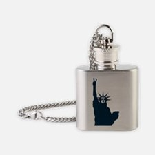 occupy2 Flask Necklace
