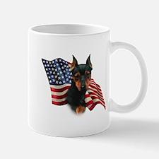 Min Pin Flag Mug