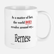 Bernese Mountain World Mug