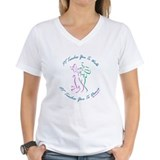 Occupational therapy Womens V-Neck T-shirts