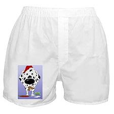 DalmatianBlue Boxer Shorts