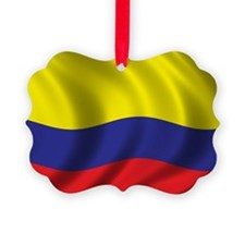 colombia_flag Ornament