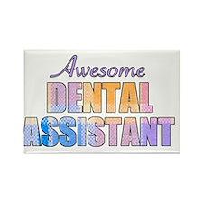 DentalAsst Rectangle Magnet