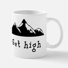 Lets get high mountain Mug