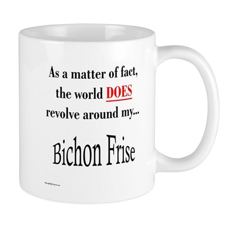Bichon Frise World Mug